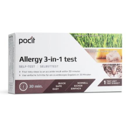 POC itAllergi 3-i-1Screening Test