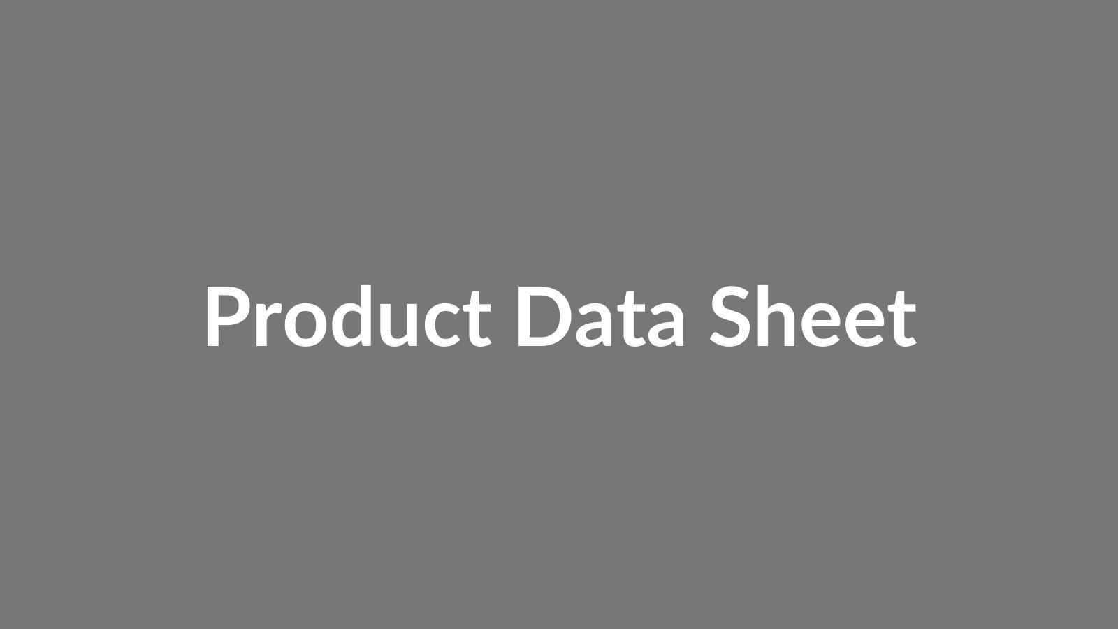 Saniswiss Sanitizer S1 Produkt Datablad