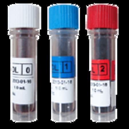 Hb Hemoglobin Kontroll Vätska